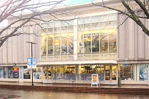 Student Stores Exterior