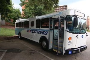 Point to Point Express Bus
