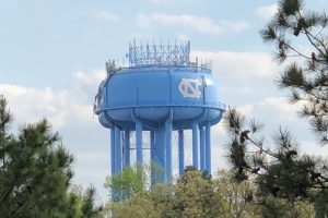 UNC Water Tower