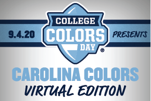 College Colors Day 2020