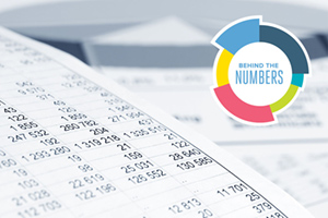 Numbers in a Spreadsheet